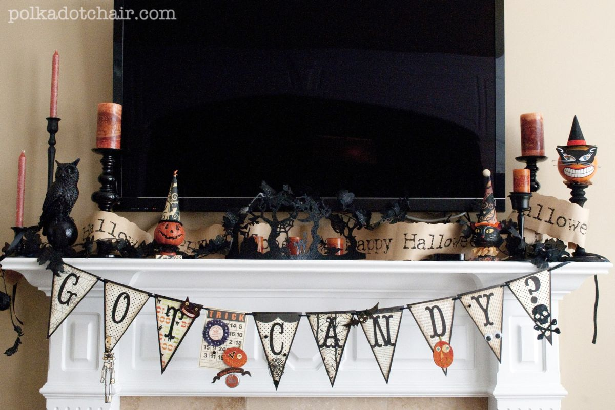 1570603340 546 cool black and white decor ideas for halloween - Cool Black And White Decor Ideas for Halloween