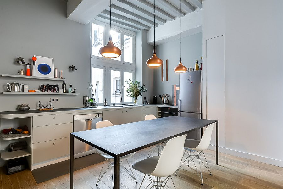 1570614869 95 30 small kitchen lighting ideas that blend form with functionality - 30 Small Kitchen Lighting Ideas that Blend Form with functionality