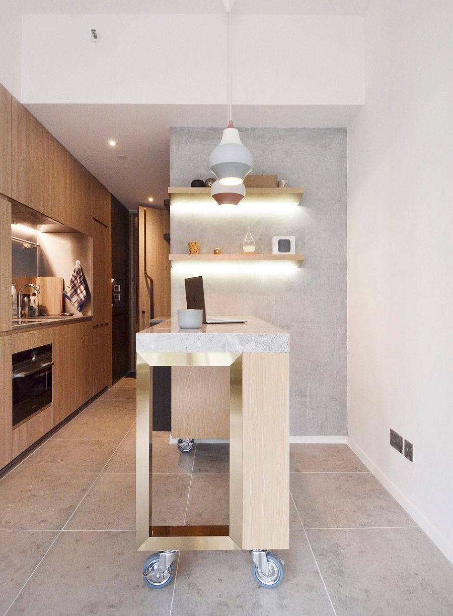 1570614870 499 30 small kitchen lighting ideas that blend form with functionality - 30 Small Kitchen Lighting Ideas that Blend Form with functionality