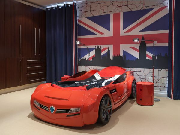 1570619011 259 25 racing car beds for children rooms - 25 Racing Car Beds For Children Rooms