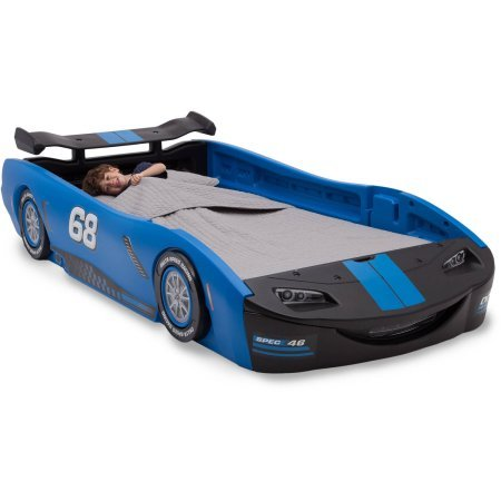 1570619012 113 25 racing car beds for children rooms - 25 Racing Car Beds For Children Rooms
