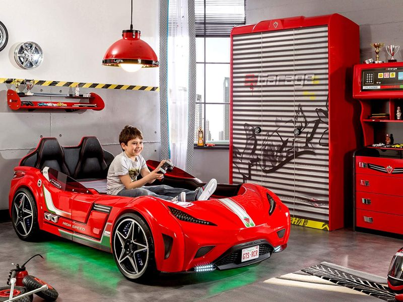 1570619012 475 25 racing car beds for children rooms - 25 Racing Car Beds For Children Rooms