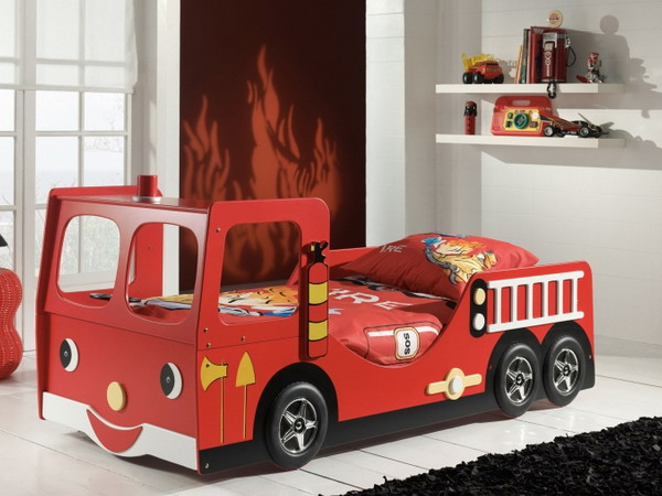 1570619012 565 25 racing car beds for children rooms - 25 Racing Car Beds For Children Rooms