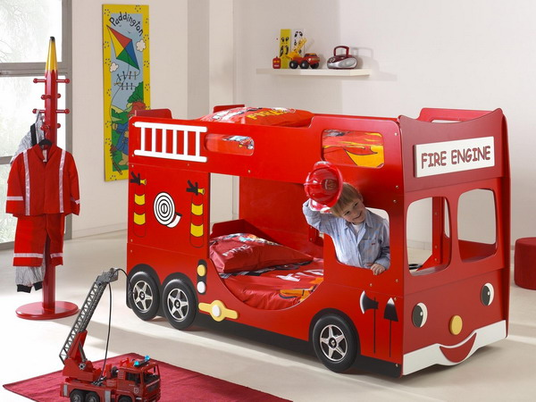 1570619012 836 25 racing car beds for children rooms - 25 Racing Car Beds For Children Rooms