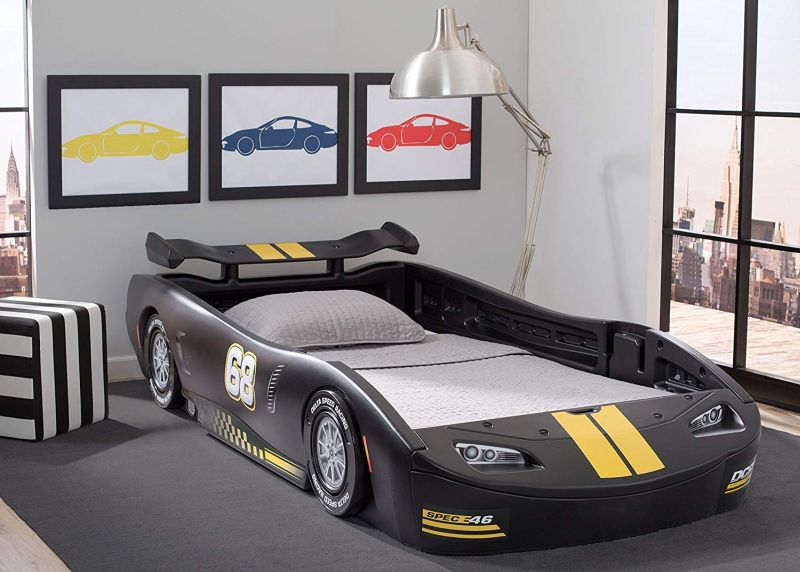 1570619013 617 25 racing car beds for children rooms - 25 Racing Car Beds For Children Rooms