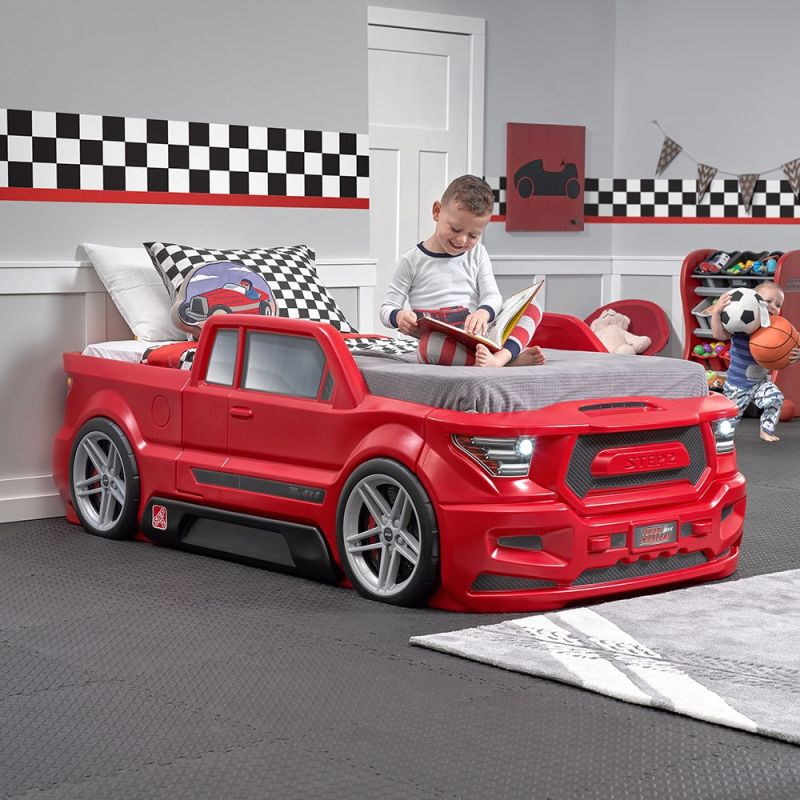 1570619013 835 25 racing car beds for children rooms - 25 Racing Car Beds For Children Rooms