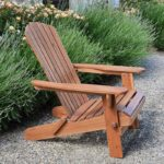 Adirondack Folding Hardwood Chair