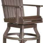 Outdoor Adirondack Swivel Chairs