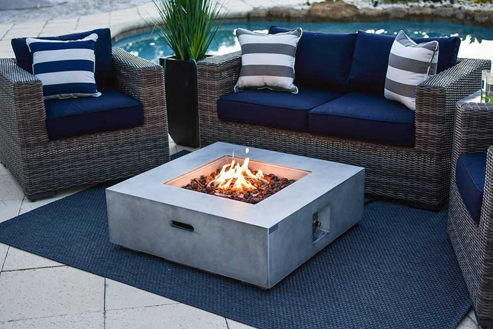 1570787787 218 the 12 best fire pits for the perfect outdoor setup - The 12 Best Fire Pits For The Perfect Outdoor Setup