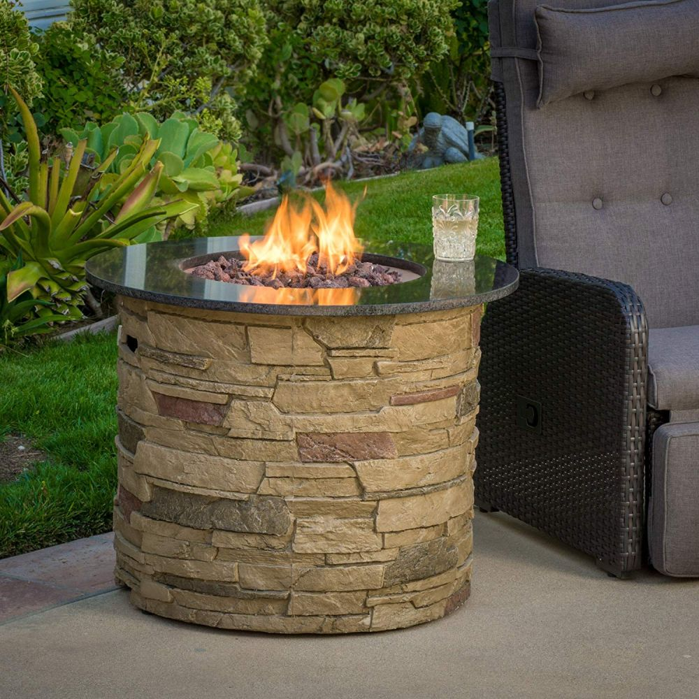 1570787787 590 the 12 best fire pits for the perfect outdoor setup - The 12 Best Fire Pits For The Perfect Outdoor Setup