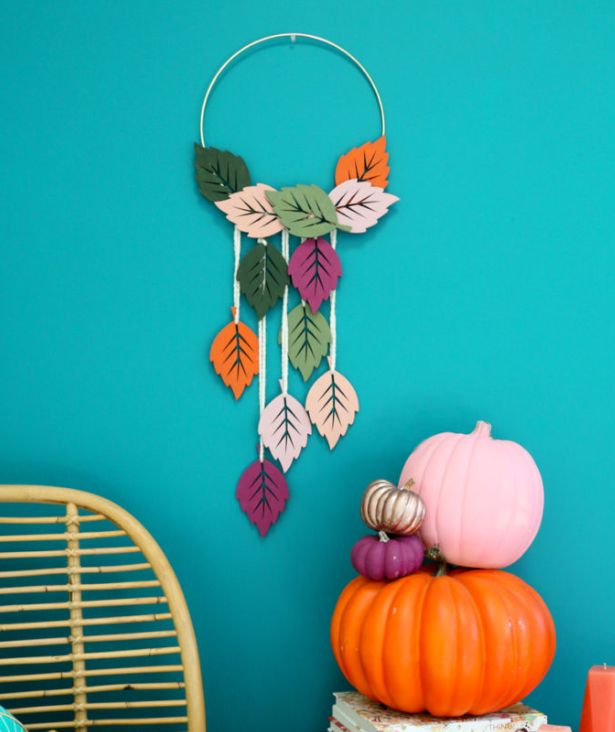 1571084282 355 beautiful leaf crafts just in time for autumn - Beautiful Leaf Crafts Just In Time For Autumn