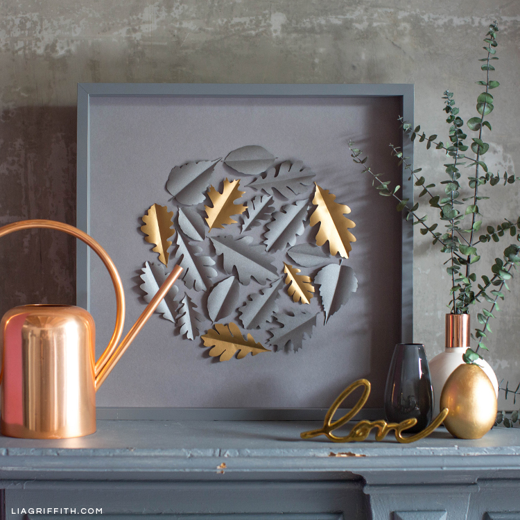 1571084282 464 beautiful leaf crafts just in time for autumn - Beautiful Leaf Crafts Just In Time For Autumn
