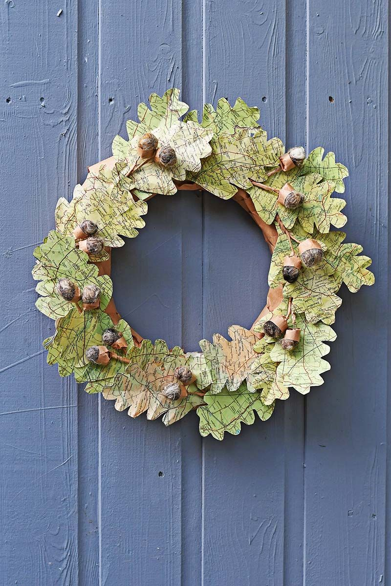 1571084282 832 beautiful leaf crafts just in time for autumn - Beautiful Leaf Crafts Just In Time For Autumn