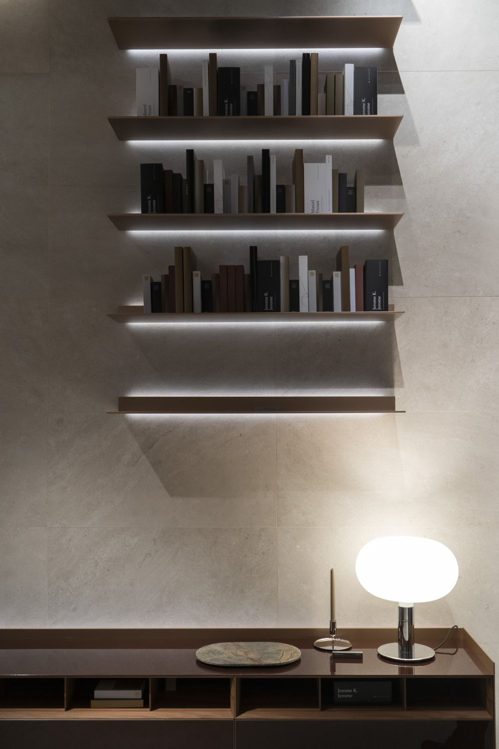 1571084529 443 charming ways to integrate bookshelves into any space - Charming Ways To Integrate Bookshelves Into any Space