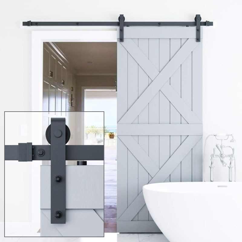 1571085163 64 the best sliding barn door hardware kits for your next successful project - The Best Sliding Barn Door Hardware Kits For Your Next Successful Project