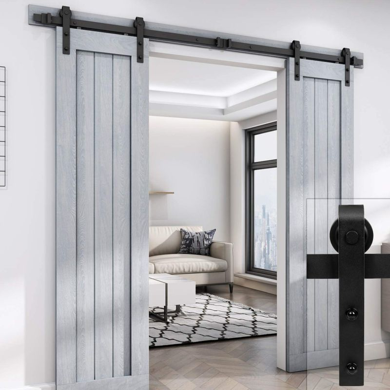 1571085164 544 the best sliding barn door hardware kits for your next successful project - The Best Sliding Barn Door Hardware Kits For Your Next Successful Project
