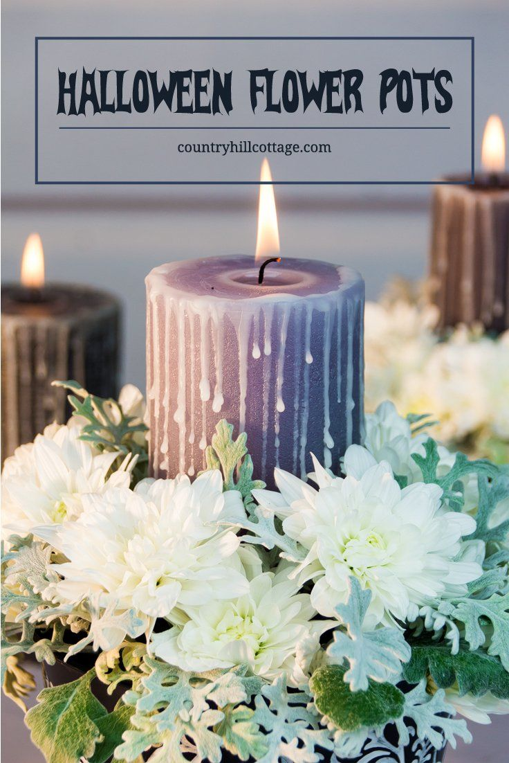1571127052 97 diy halloween candle projects with spooky designs - DIY Halloween Candle Projects With Spooky Designs