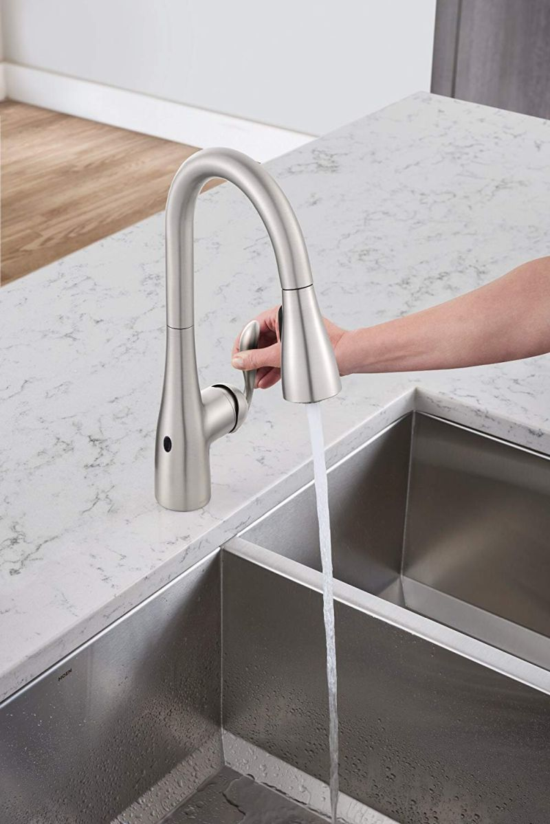 1571141282 675 best touchless kitchen faucet available on the market - Best Touchless Kitchen Faucet Available On The Market