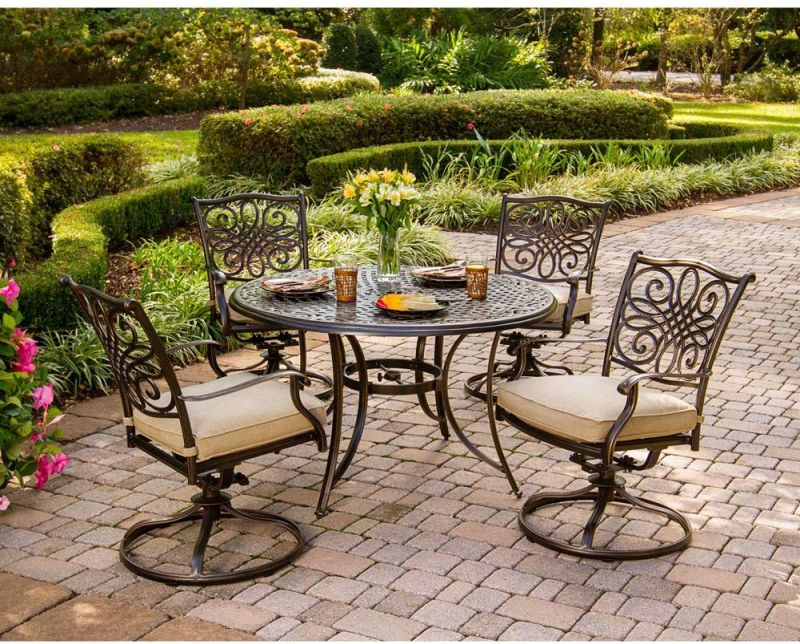1571407638 164 top 10 best patio dining sets that blend looks and comfort - Top 10 Best Patio Dining Sets That Blend Looks and Comfort