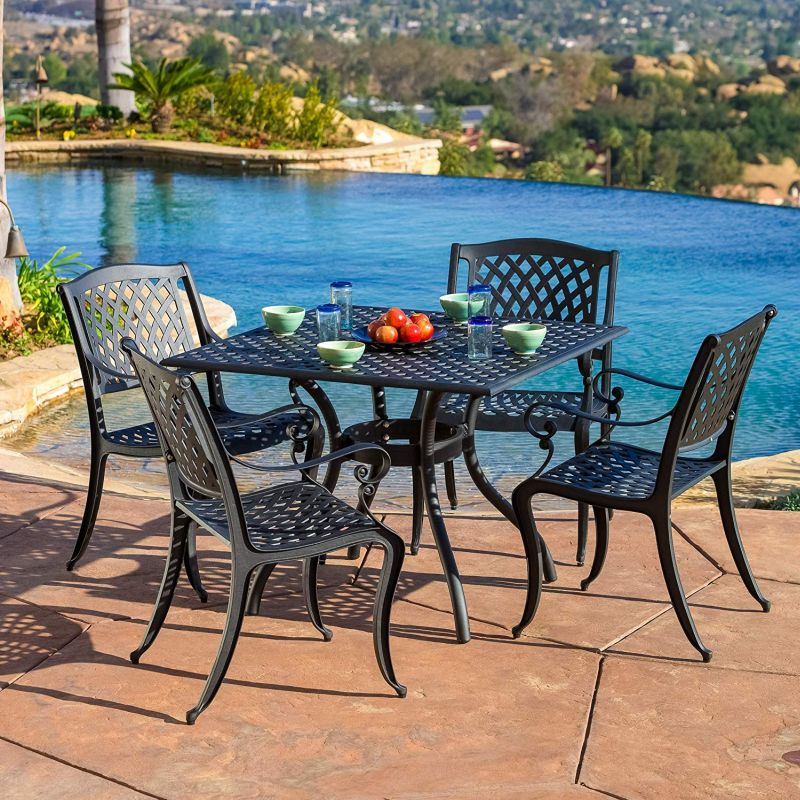 1571407638 578 top 10 best patio dining sets that blend looks and comfort - Top 10 Best Patio Dining Sets That Blend Looks and Comfort
