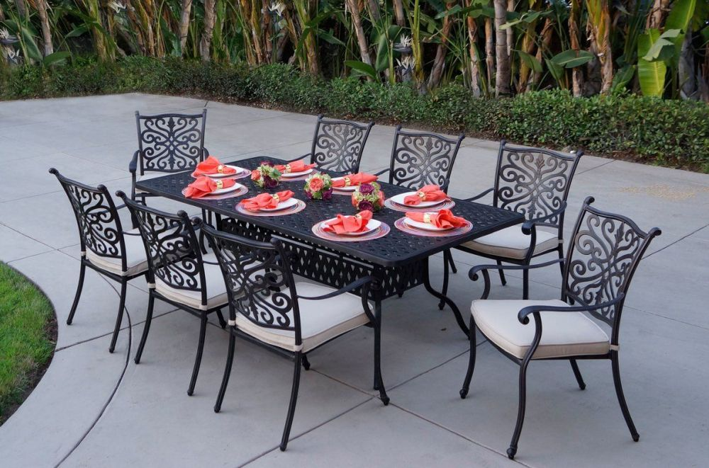 1571407638 643 top 10 best patio dining sets that blend looks and comfort - Top 10 Best Patio Dining Sets That Blend Looks and Comfort