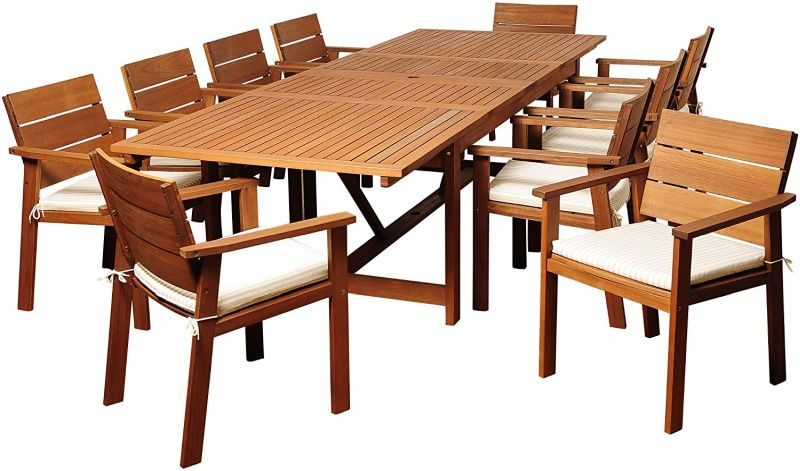 1571407639 184 top 10 best patio dining sets that blend looks and comfort - Top 10 Best Patio Dining Sets That Blend Looks and Comfort