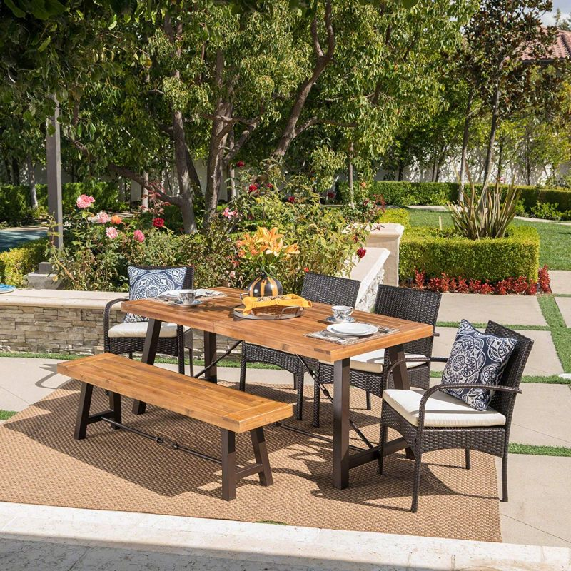 1571407639 43 top 10 best patio dining sets that blend looks and comfort - Top 10 Best Patio Dining Sets That Blend Looks and Comfort