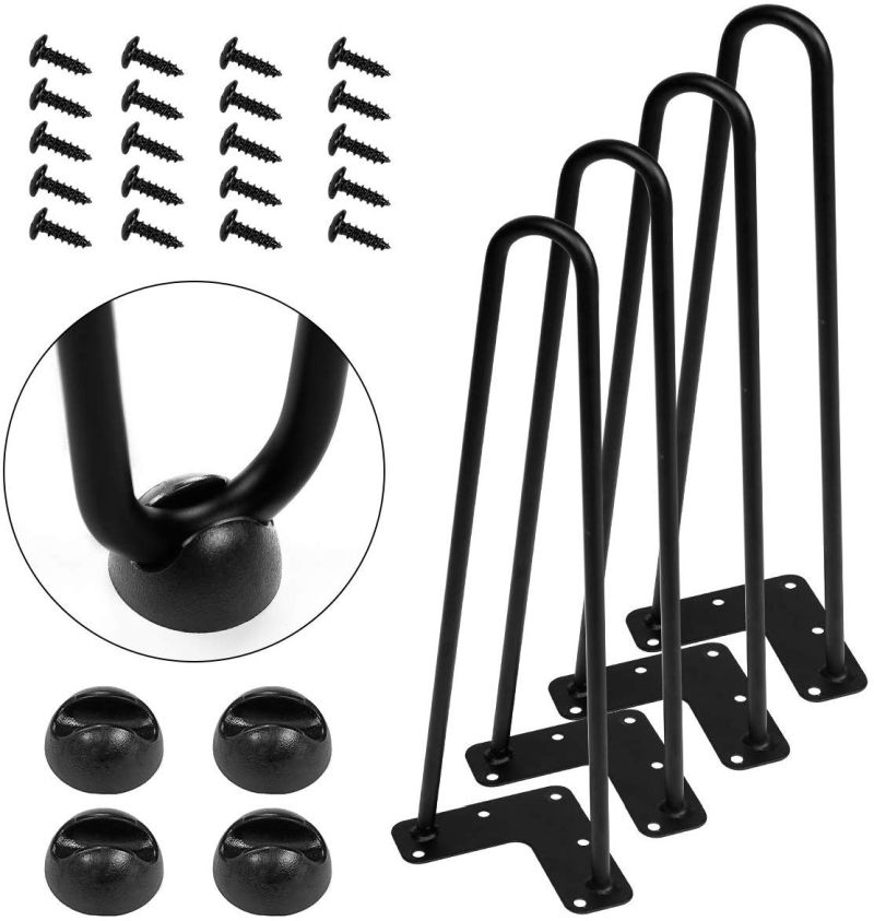 1571575213 252 top 10 best hairpin leg kits for custom furniture projects - Top 10 Best Hairpin Leg Kits For Custom Furniture Projects