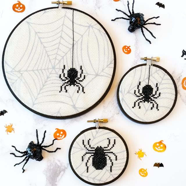 1571999738 291 10 last minute halloween crafts full of spiders and webs - 10 Last Minute Halloween Crafts Full of Spiders And Webs