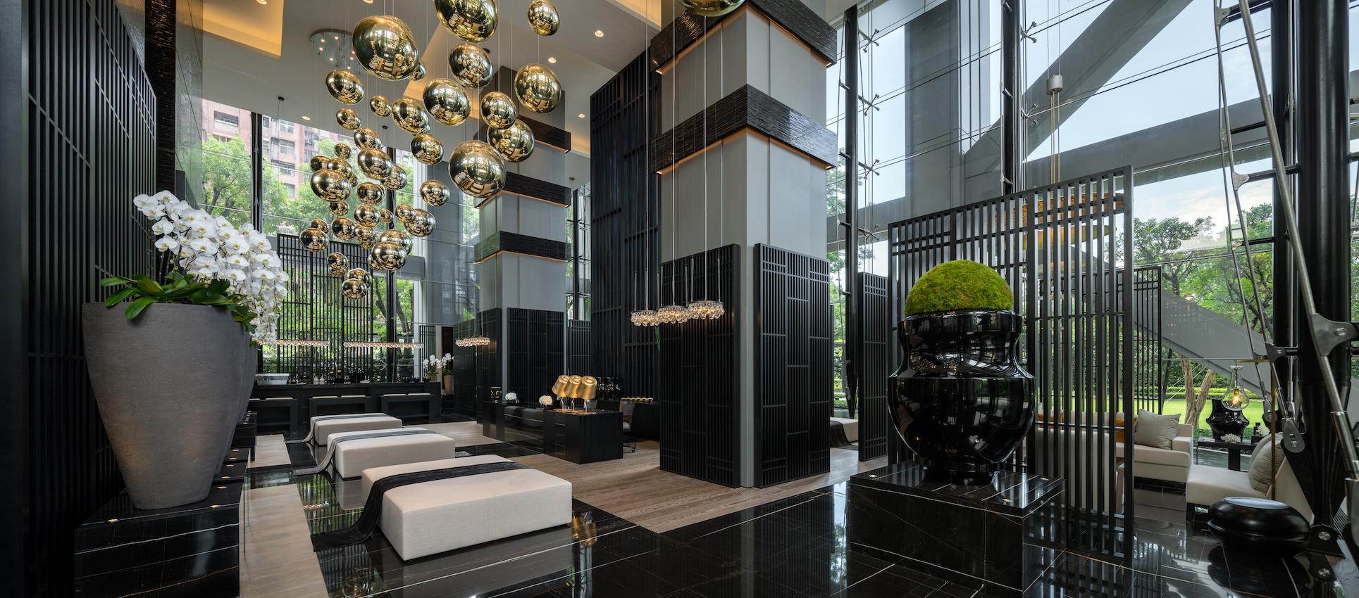 1571999934 217 serene livable luxury is the focus of taipei residential towers - Serene, Livable Luxury is the Focus of Taipei Residential Towers