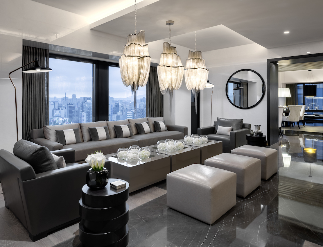 1571999935 381 serene livable luxury is the focus of taipei residential towers - Serene, Livable Luxury is the Focus of Taipei Residential Towers