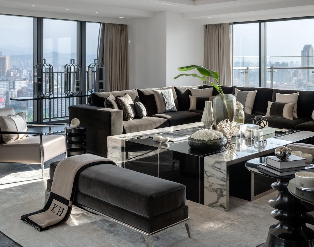 1571999935 490 serene livable luxury is the focus of taipei residential towers - Serene, Livable Luxury is the Focus of Taipei Residential Towers