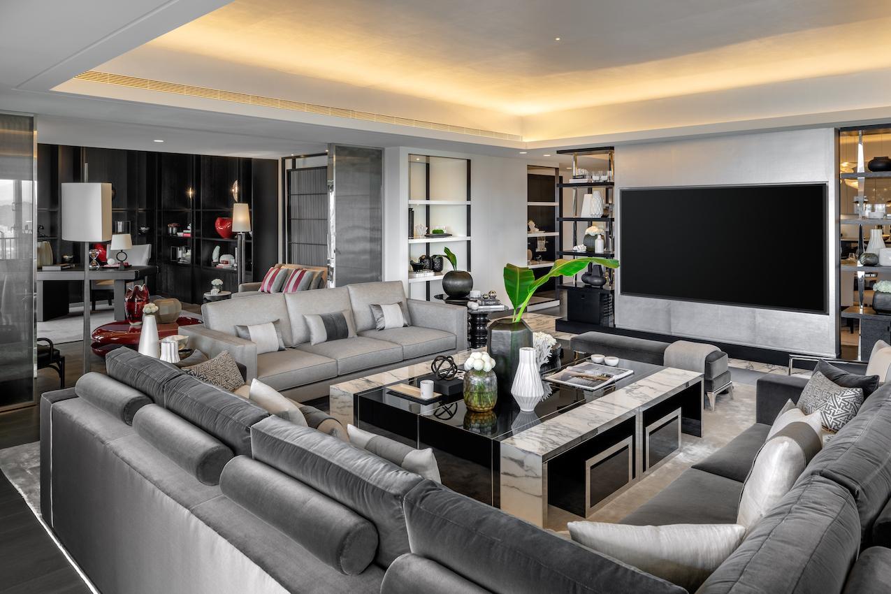 1571999935 772 serene livable luxury is the focus of taipei residential towers - Serene, Livable Luxury is the Focus of Taipei Residential Towers