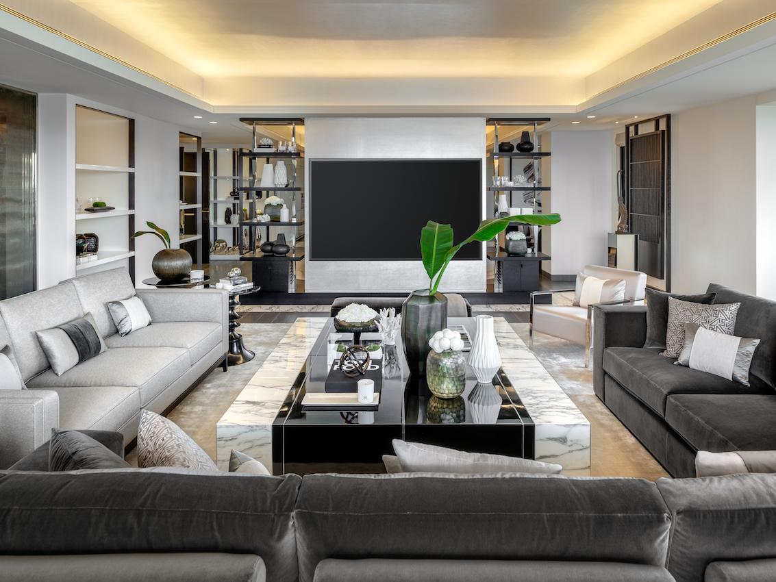 1571999935 841 serene livable luxury is the focus of taipei residential towers - Serene, Livable Luxury is the Focus of Taipei Residential Towers