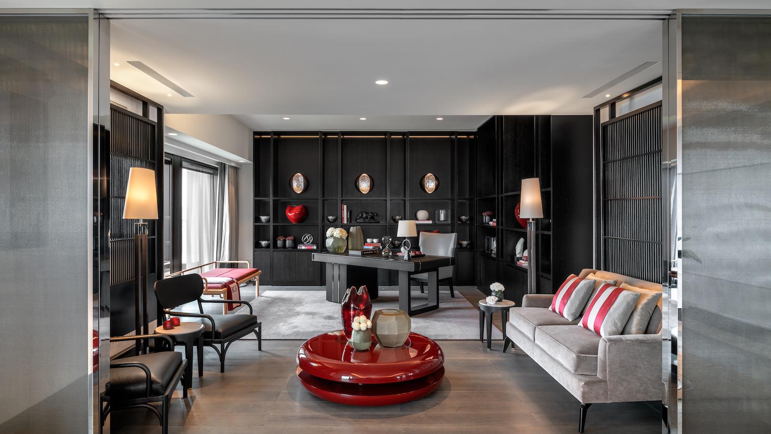 1571999937 205 serene livable luxury is the focus of taipei residential towers - Serene, Livable Luxury is the Focus of Taipei Residential Towers