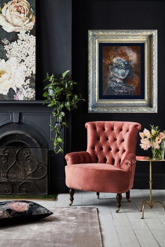 Statement Armchair Can Change Your Whole Living Room Style 3