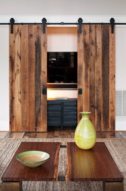 1572273224 434 where and how to use sliding barn doors 12 creative ideas - Where And How To Use Sliding Barn Doors – 12 Creative Ideas