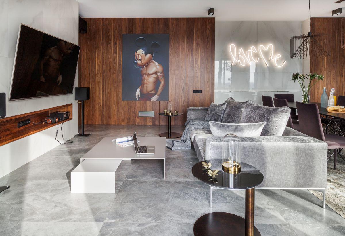 1572340907 728 posh apartment in minsk gets a complete remodel - Posh Apartment in Minsk Gets A Complete Remodel