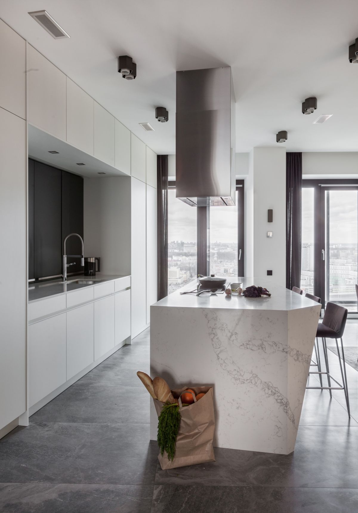 1572340907 881 posh apartment in minsk gets a complete remodel - Posh Apartment in Minsk Gets A Complete Remodel