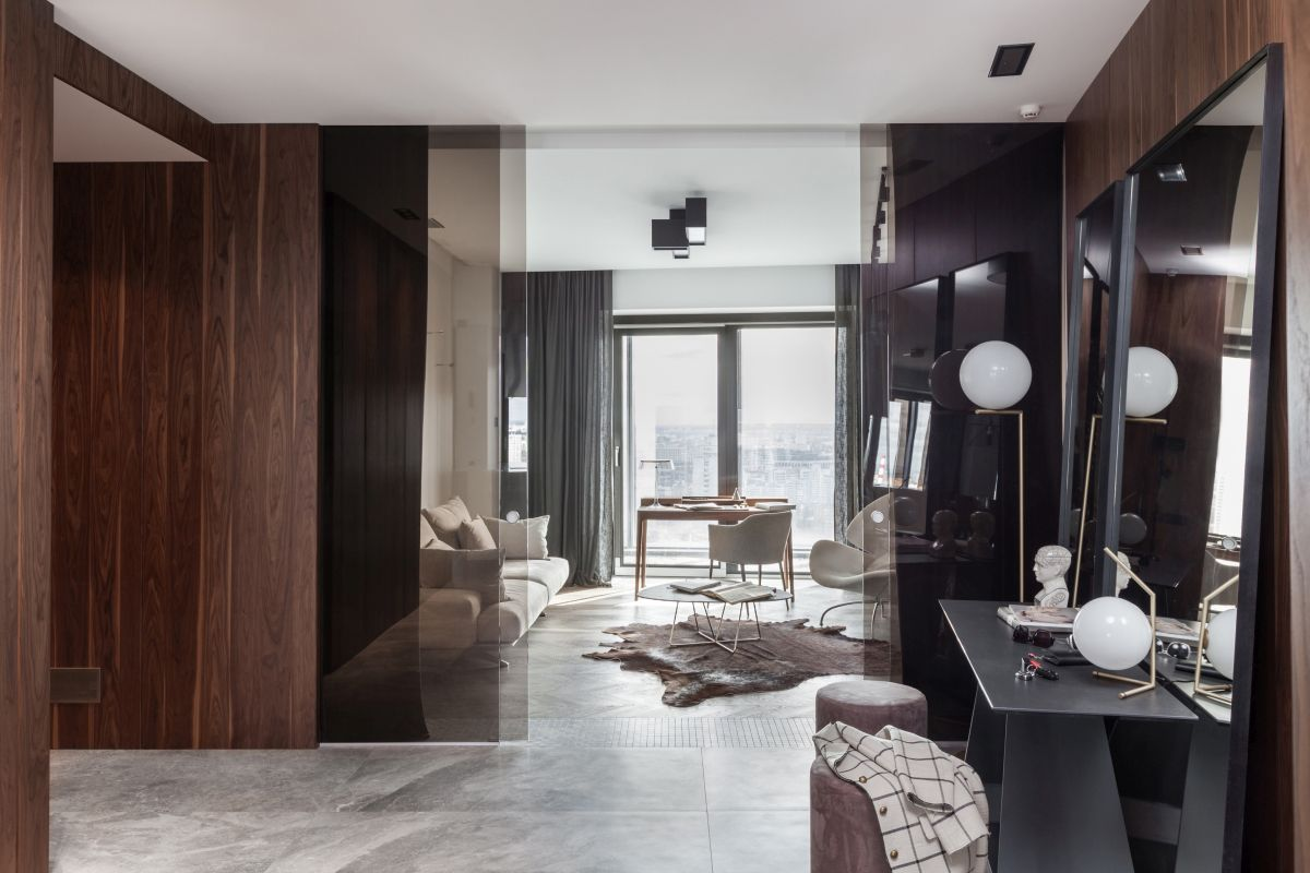1572340907 96 posh apartment in minsk gets a complete remodel - Posh Apartment in Minsk Gets A Complete Remodel