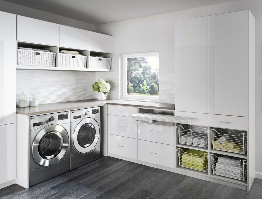 1572427579 324 stylish ways to take full advantage of your laundry shelves - Stylish Ways To Take Full Advantage Of Your Laundry Shelves