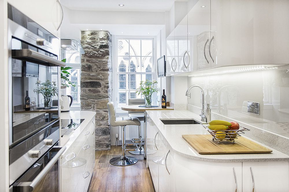 1572454284 309 space savvy goodness 10 small kitchens with tiny breakfast zones - Space-Savvy Goodness: 10 Small Kitchens with Tiny Breakfast Zones