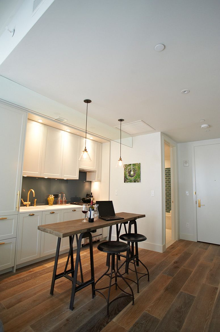 1572454284 33 space savvy goodness 10 small kitchens with tiny breakfast zones - Space-Savvy Goodness: 10 Small Kitchens with Tiny Breakfast Zones
