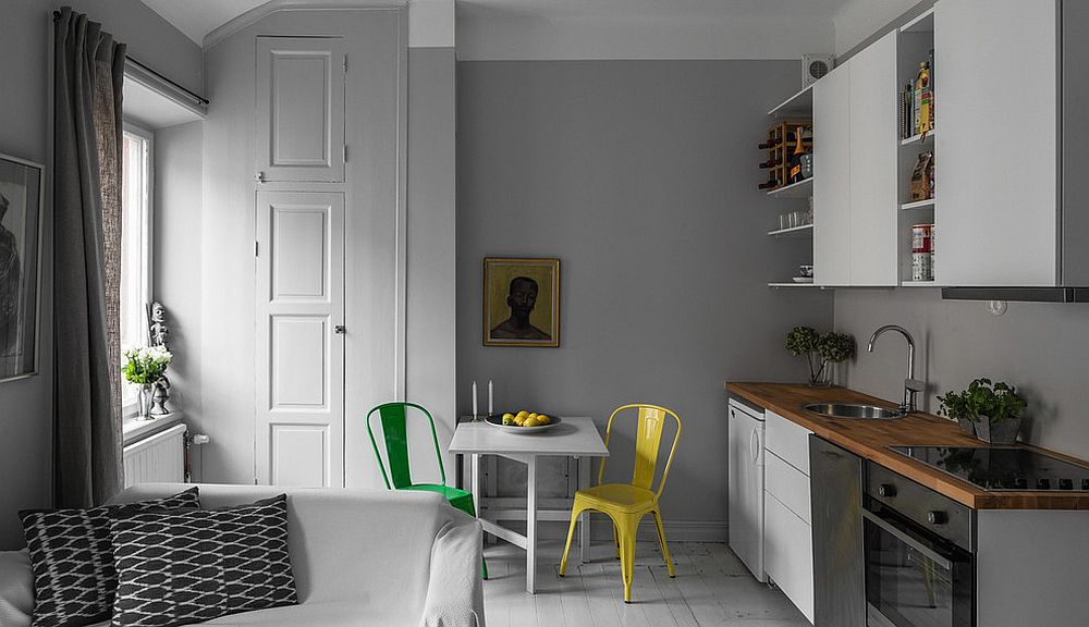1572454284 382 space savvy goodness 10 small kitchens with tiny breakfast zones - Space-Savvy Goodness: 10 Small Kitchens with Tiny Breakfast Zones