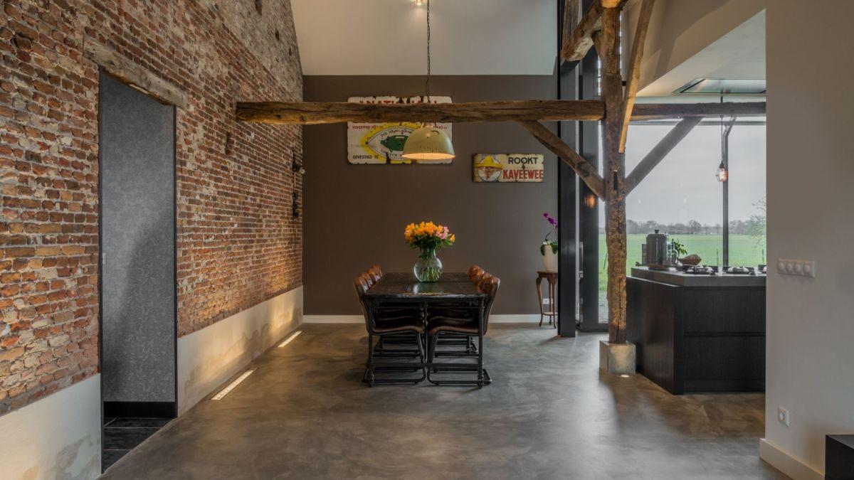 1572516857 156 old barn converted into a modern farmhouse with an authentic design - Old Barn Converted Into A Modern Farmhouse With An Authentic Design