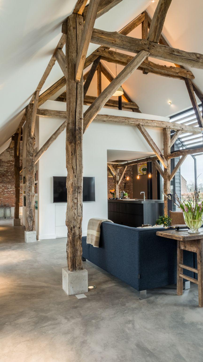 1572516857 883 old barn converted into a modern farmhouse with an authentic design - Old Barn Converted Into A Modern Farmhouse With An Authentic Design