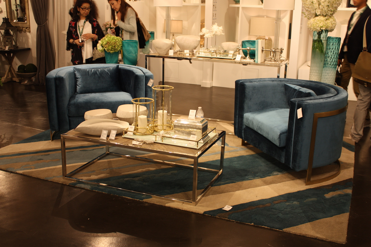 1572535468 415 add a special vibe to your space with blue furniture - Add a Special Vibe to Your Space With Blue Furniture