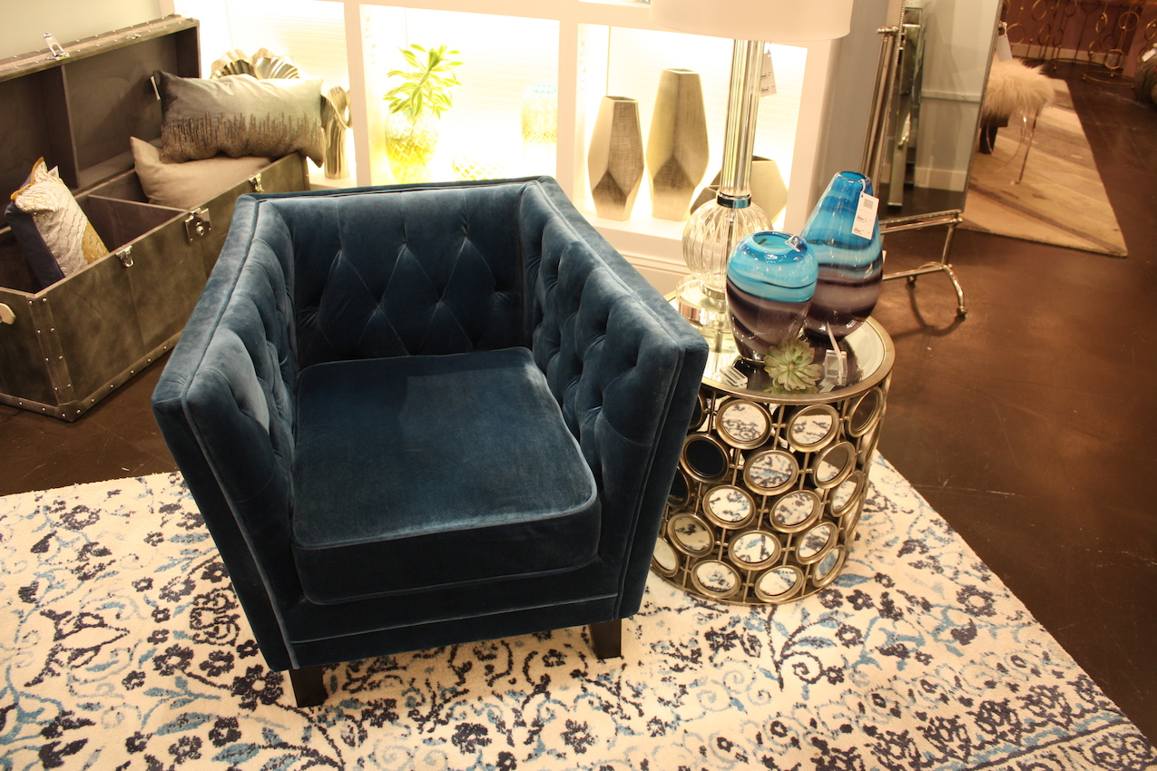 1572535468 910 add a special vibe to your space with blue furniture - Add a Special Vibe to Your Space With Blue Furniture
