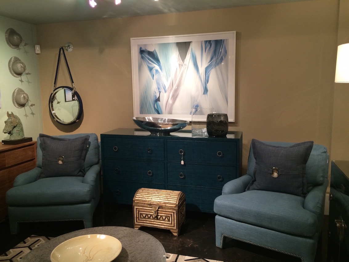 1572535469 190 add a special vibe to your space with blue furniture - Add a Special Vibe to Your Space With Blue Furniture