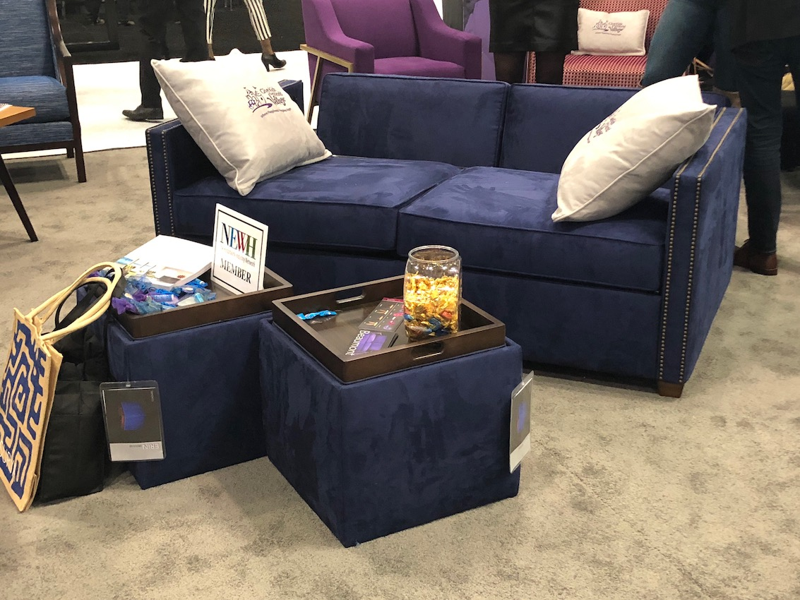 1572535469 887 add a special vibe to your space with blue furniture - Add a Special Vibe to Your Space With Blue Furniture